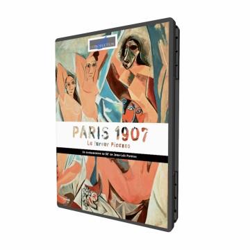 Paris 1907, La fureur de Picasso