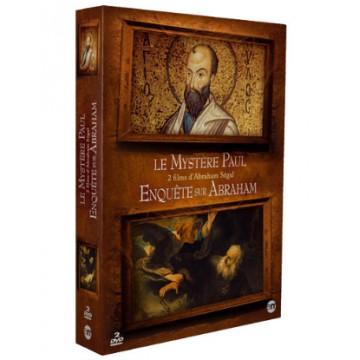 Le Mystère Paul / Enquête sur Abraham (coffret DVD)