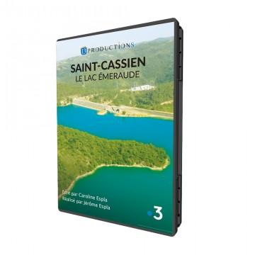Saint-Cassien, le lac emeraude