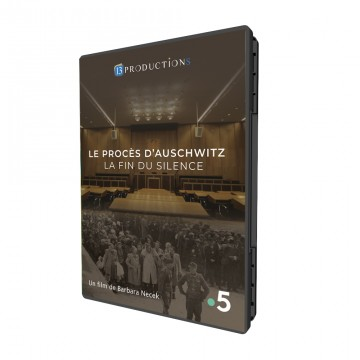 Le Procès d'Auschwitz, la fin du silence