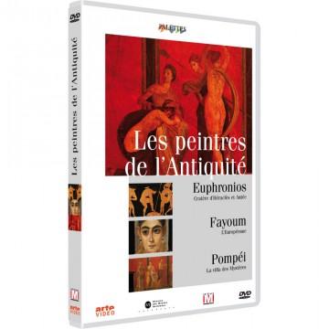 dvd-lespeintresdelantiquite