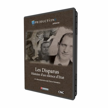 dvd-disparussilenceetat