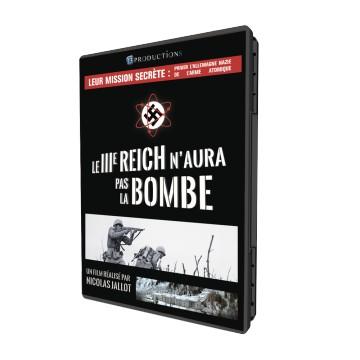 Le IIIe reich n'aura pas la bombe