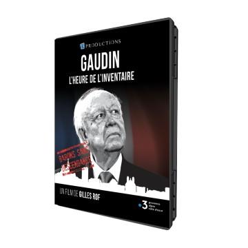 Gaudin, l'heure de l'inventaire