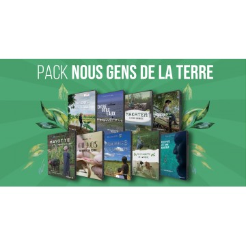 """Pack """"Nous, Gens de la terre"""""""